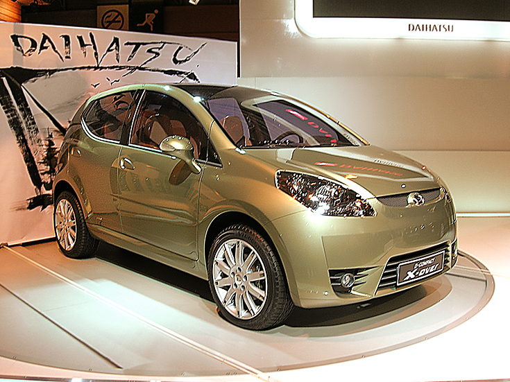 Daihatsu X-over