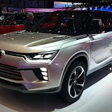 SsangYong SIV 2 Hybrid Concept