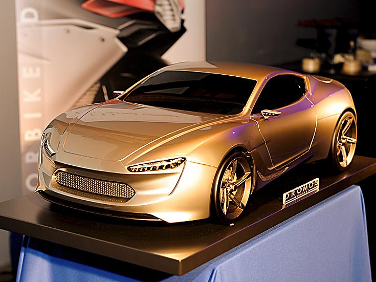 Fast Design Dromos S Concept