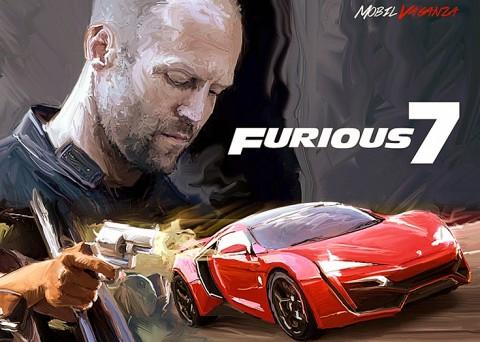 Fast & Furious locandina