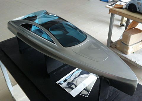 Silver Arrows Marine - Mercedes